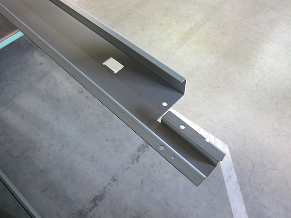 Large Printer Rail Guide (Stay)