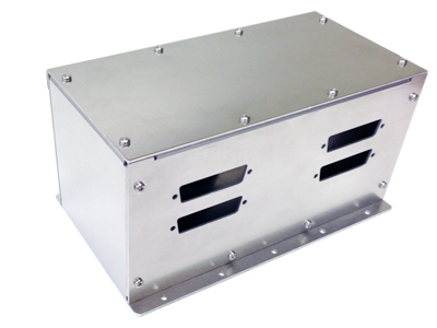 Box for Satellite Power Supply